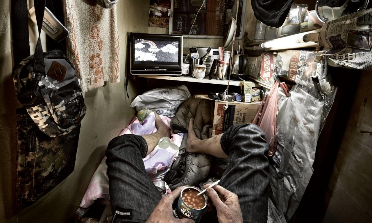 Как в гробу: коммуналки Гонконга