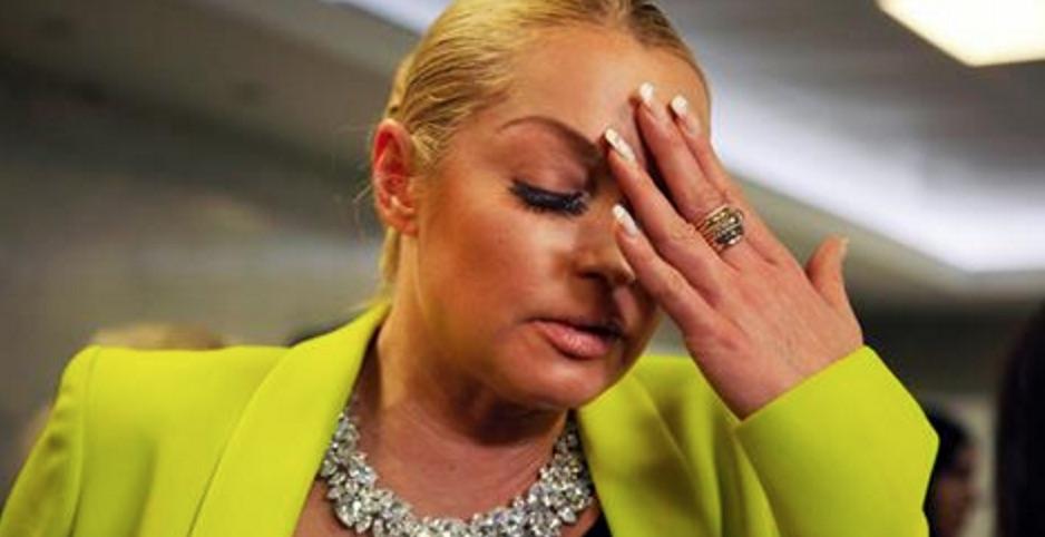 10-летняя дочь Анастасии Волочковой со скандалом сбежала из «Артека»