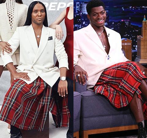 Модная битва: Лоу Роуч против Lil Nas X