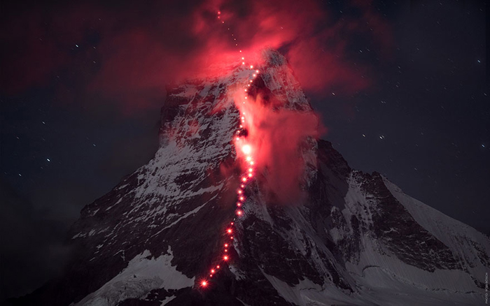 Эпическая фотосессия в Альпа…