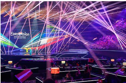 Зрители возмутились поведением украинского жюри на «Евровидении» Шоу бизнес