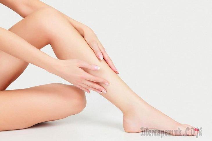 10 советов для ухода за ногами