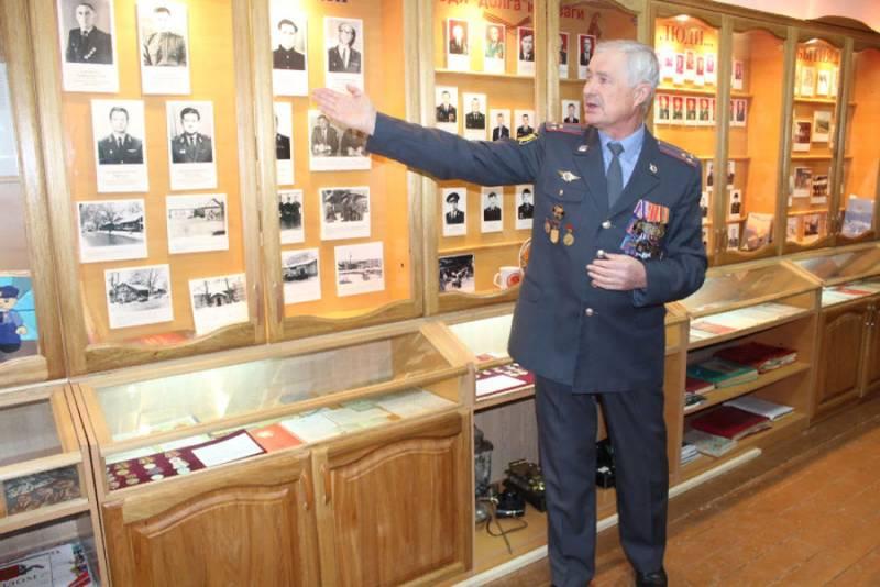 17 апреля - День ветерана органов внутренних дел и внутренних войск