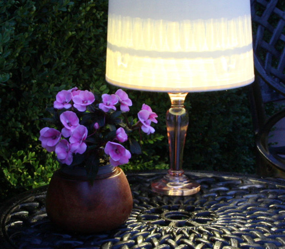 DIY: Уличный светильник, которому не нужно электричество для дома и дачи,мастер-класс