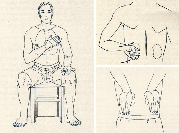 Волшебные постукивания: укрепляем легкие и почки