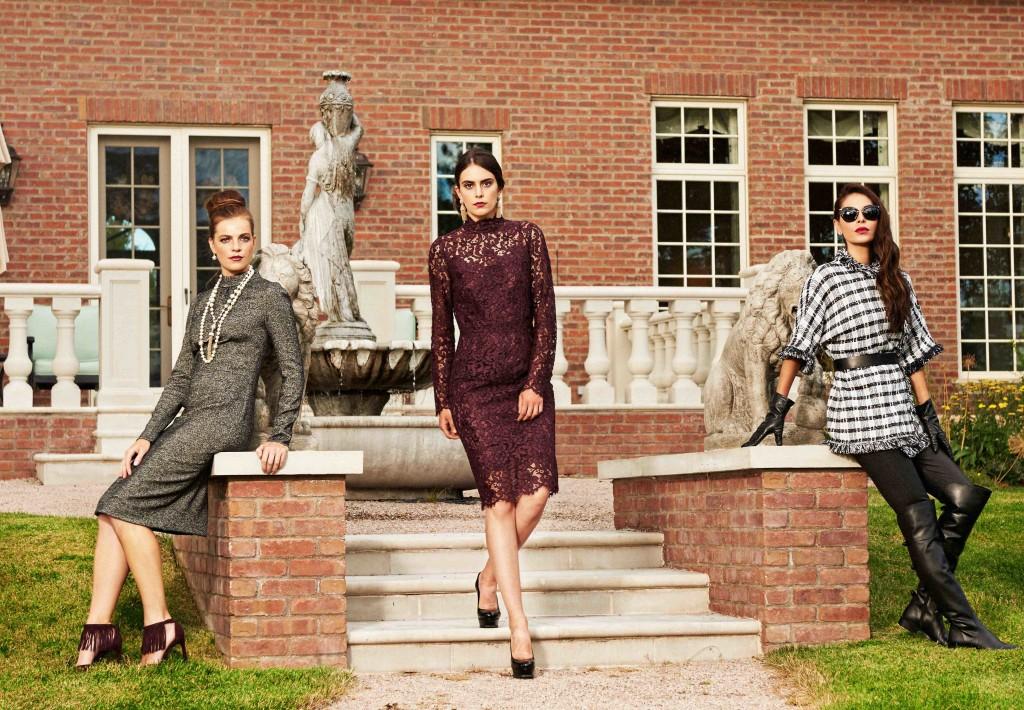 Платье-футляр – проверенный вариант, которым не испортить выход в свет