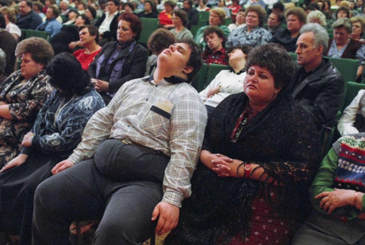 Кашпировский о похудении