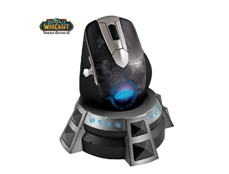 SteelSeries World of Warcraft Wireless Mouse