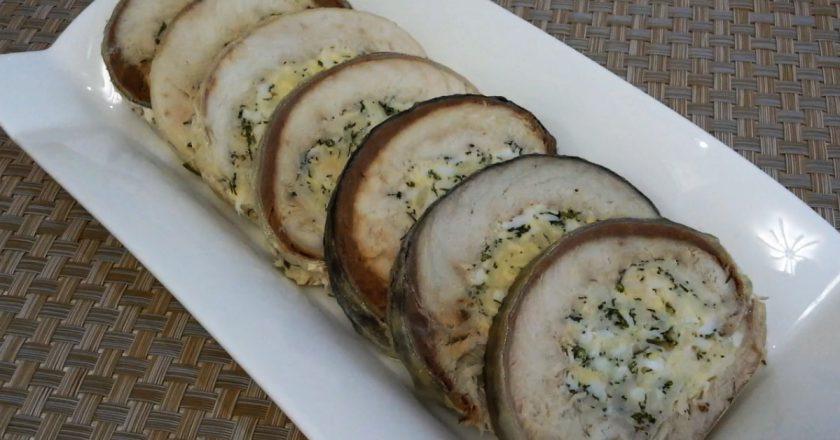 Рулет из скумбрии: простейшая закуска с богатой палитрой вкуса