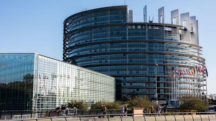 Евросоюз затыкает России рот геополитика