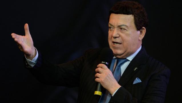 Кобзон: Не нужно снова подставлять Россию и соглашаться на Евровидение в Москве