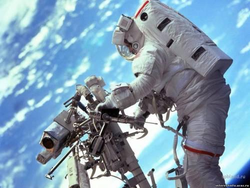 История NASA - Жизнь в Космосе