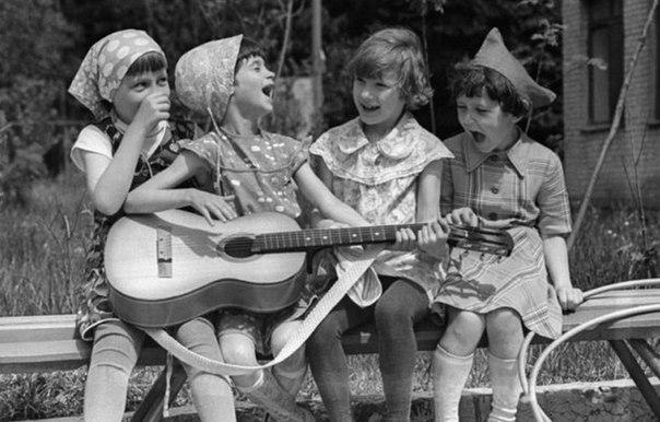 Дети СССР были другими.