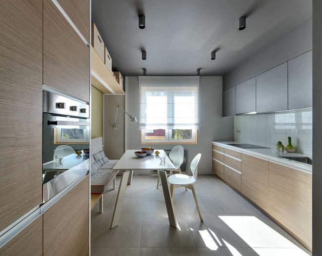 Современный Кухня by Nika Vorotyntseva design & architecture bureau