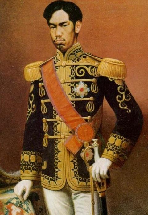 6 фактов о японских императорах, которые очень удивят европейцев император