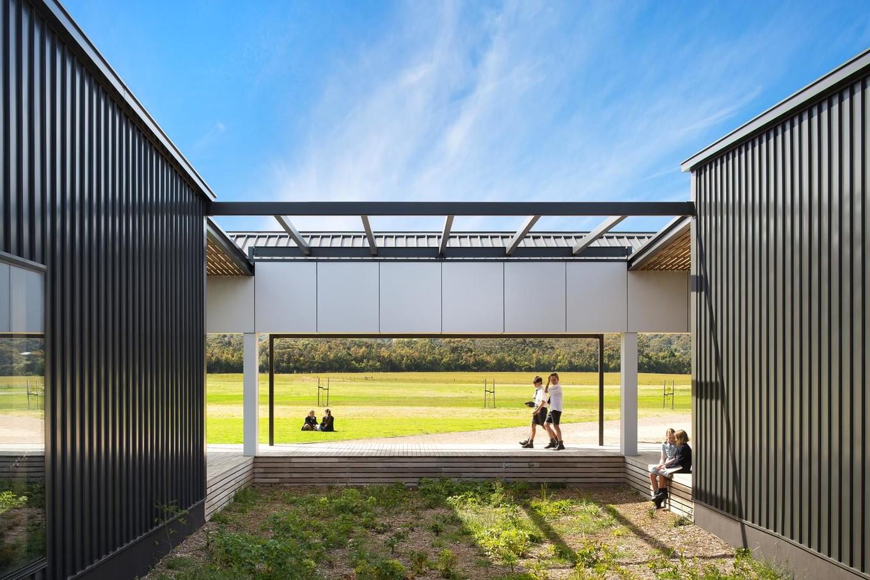 Проект средней школы в Австралии
