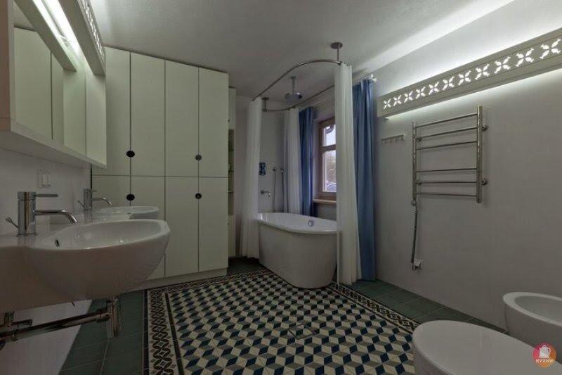 С виду был обычный деревенский дом. А внутри даже круче евроремонта. идеи для дома,интерьер и дизайн