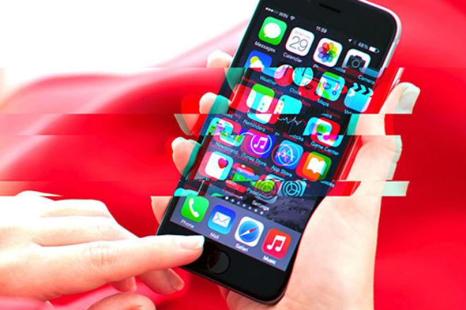 Как подделывают отпечаток пальца на айфоне