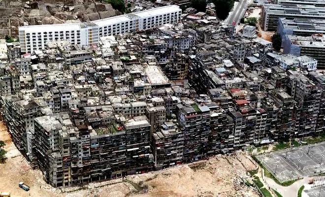 Город-крепость Коулун: самый густонаселенный город в мире, где не было никаких законов Культура