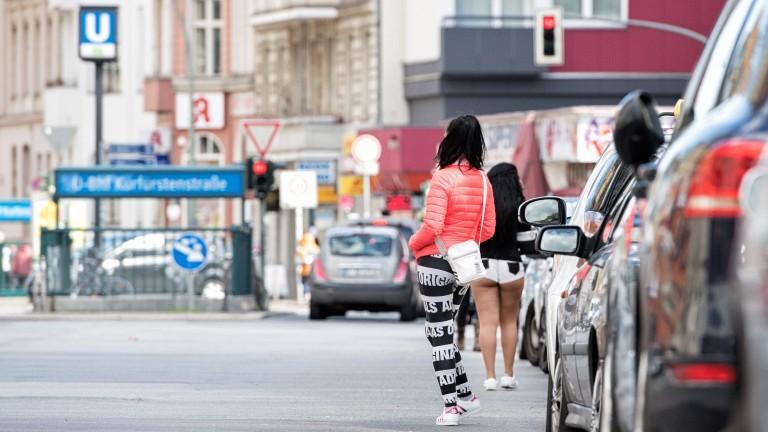 Берлин проститутки рассказ индивидуалки