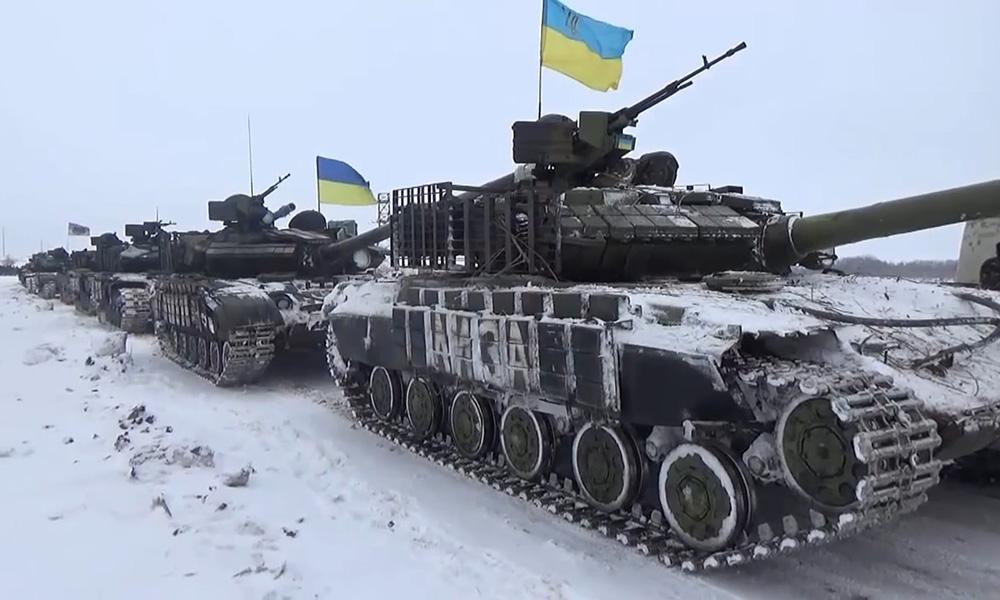 МОЛНИЯ: названа конкретная дата начала масштабного наступления ВСУ на Донбассе (ВИДЕО)