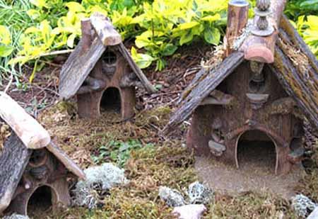 О вкусах не спорят: поделки для сада из подручных материалов декор,для дома и дачи