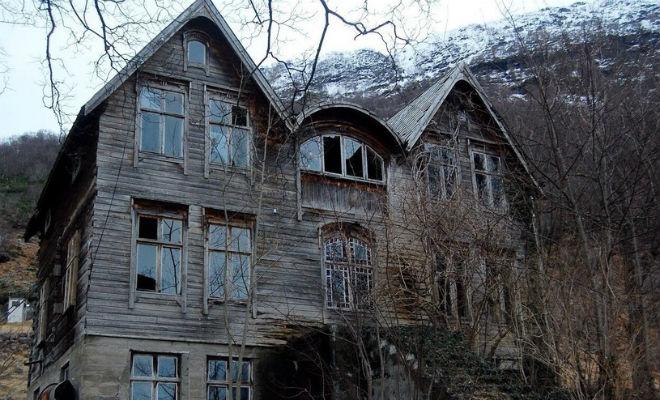 В заброшенной нижегородской деревне сняли призарков
