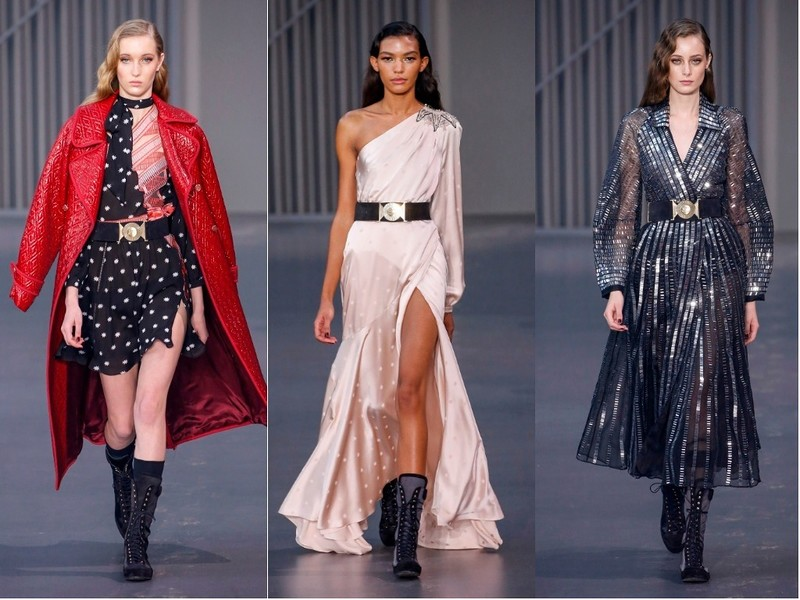 Temperley London осень-зима 2018-2019
