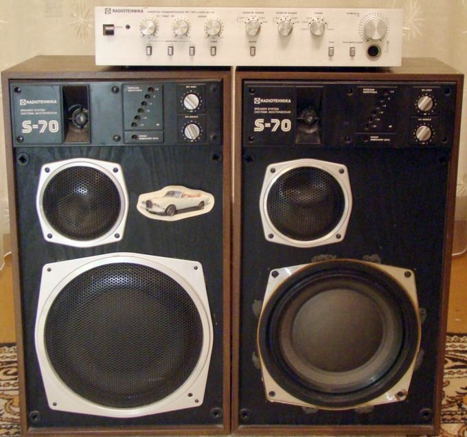 Радиоаппаратура СССР