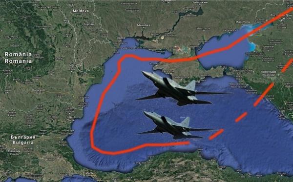 Командование ВВС Украины обвинило российские ВКС впровокациях