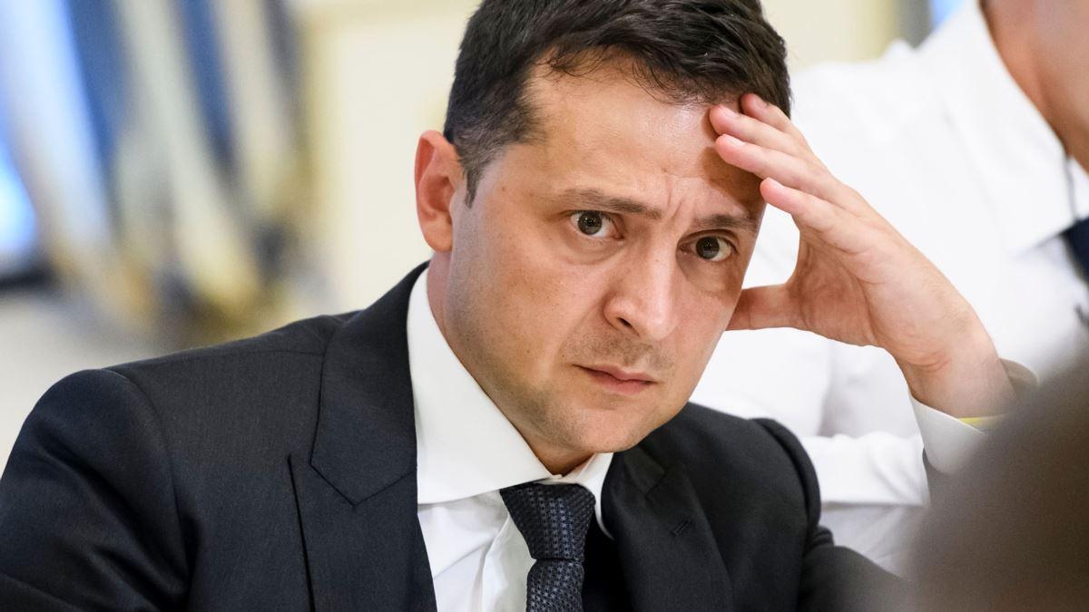 На Украине катастрофическое поражение партии Зеленского
