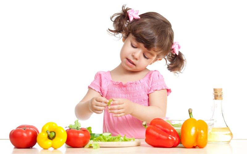 5 блюд, которые ребенок может приготовить сам