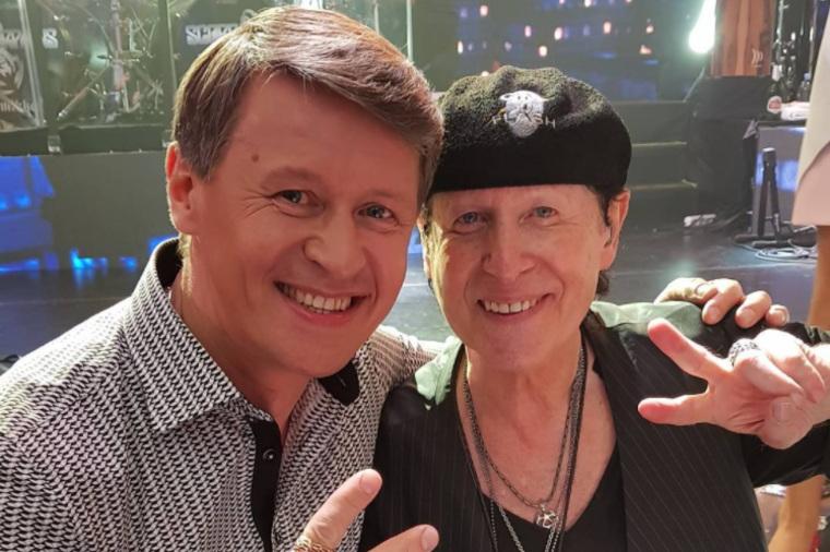 Не по дружбе и на свои: Уральский олигарх из списка Forbes отметил жемчужную свадьбу живым концертом Scorpions.