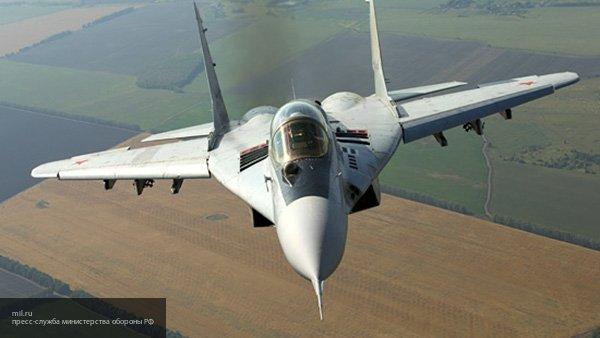 Уникальный маневр: видео вертикального взлета МиГ-35 на форсаже появилось в сети