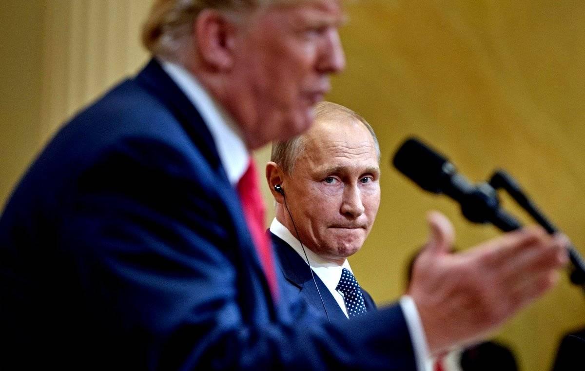 Трамп против Путина: соперничество за вакцинное мужское достоинство Политика