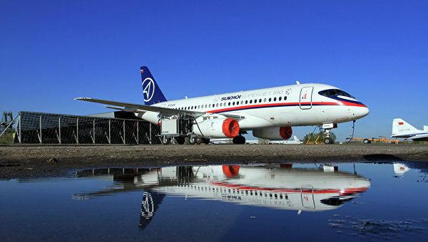 Авиакомпания «Ямал» передумала покупать 10 самолетов SSJ100 ssj100, авиакатастрофа, общество, россияне