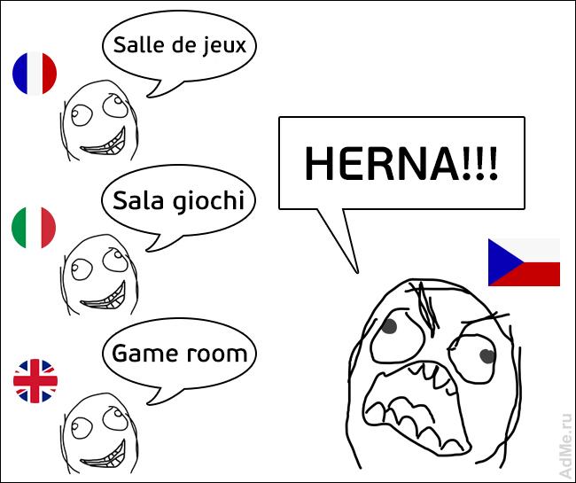 анекдоты на чешском языке голос
