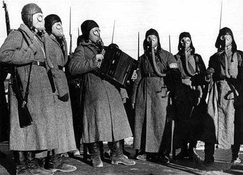 Картинки по запросу soviet gas soldier ww2