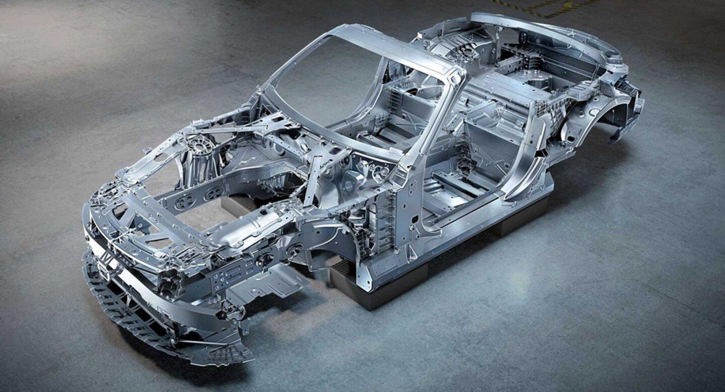 Представлен кузов нового спорткара Mercedes-AMG SL Автомобили
