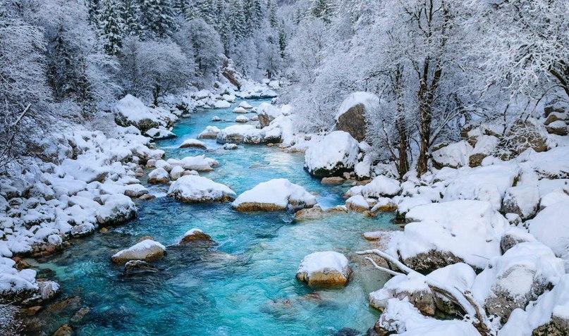 Вода: хранение и добыча зимой