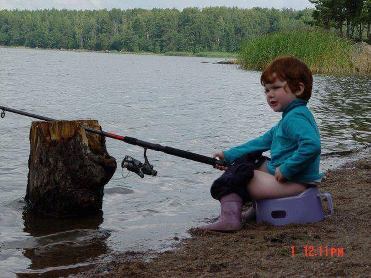 Картинки главное на рыбалке