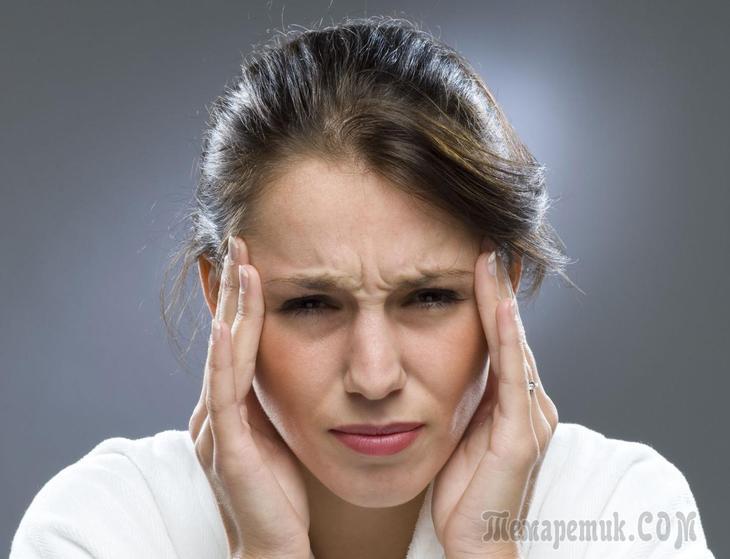 8 видов головной боли которую нельзя терпеть…