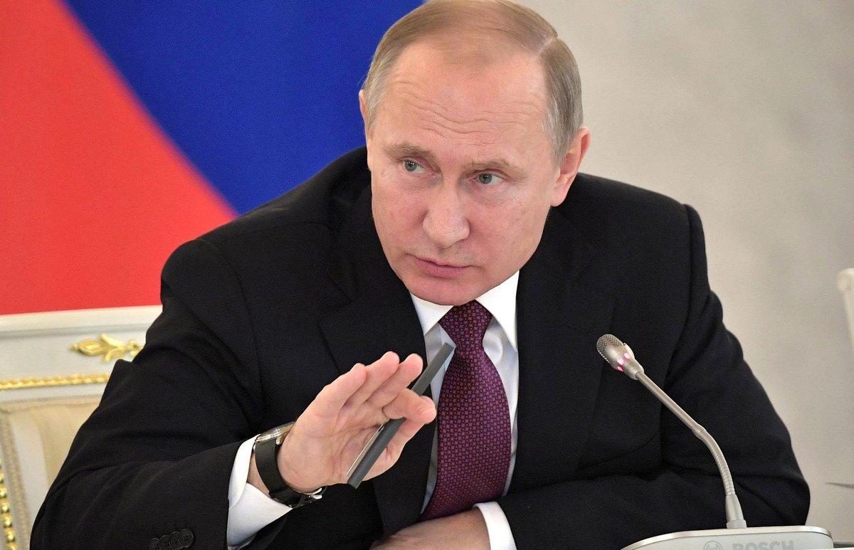 Путин никому непозволит зас…