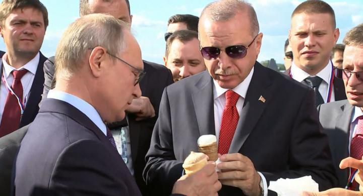 Турция отказалась от российского газа
