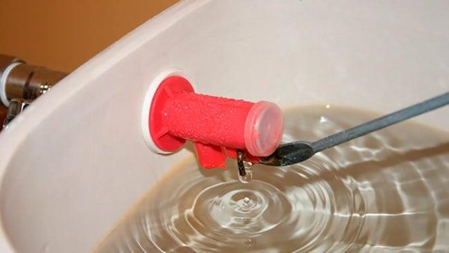 Даже маленькая течь приведет к большим затратам за воду