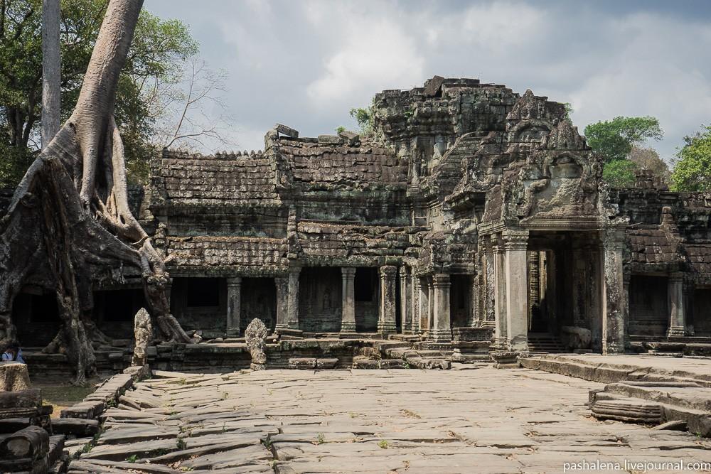 Малоизвестные храмы Ангкора