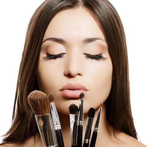 Набор кистей для макияжа: ка…
