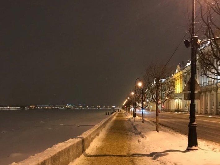 МЧС Петербурга и Ленобласти предупреждает о рекордном понижении температуры ночью 22 января