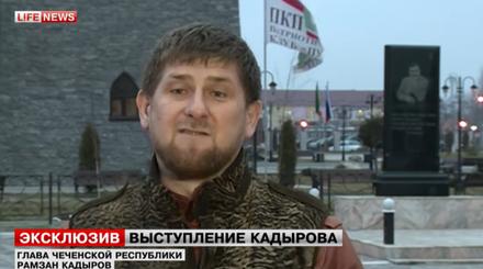 Чеченские батальоны против бендеровцев