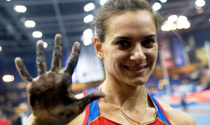 IAAF отклонила заявки в допуске к соревнованиям, всех россиян, кроме Клишиной